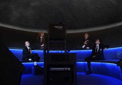The Planetarium