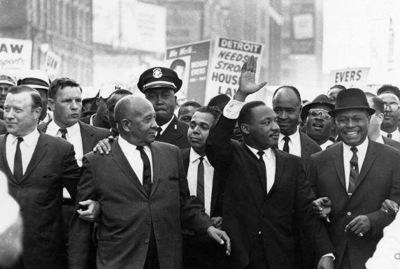 History - Civil rights