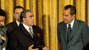 History - richard-nixon-and-leonid-brezhnev