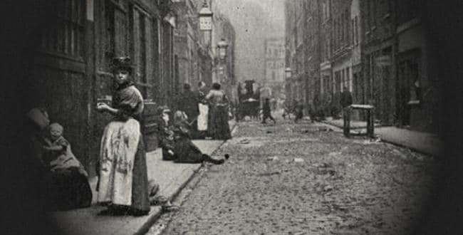 History - whitechapel in later 19th century