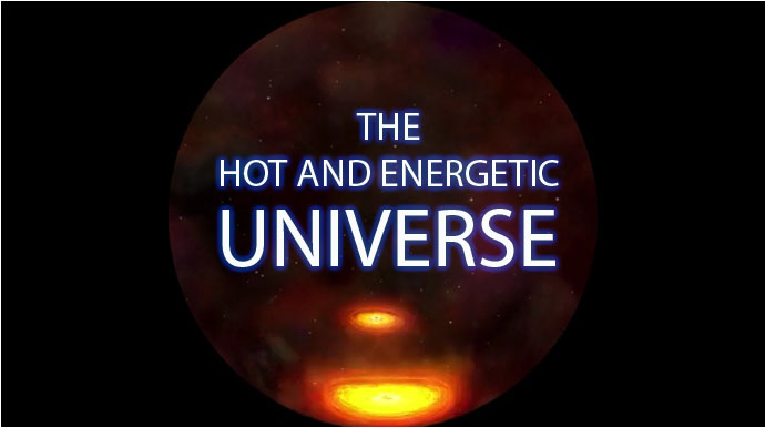 The Hot and Energetic Universe 1